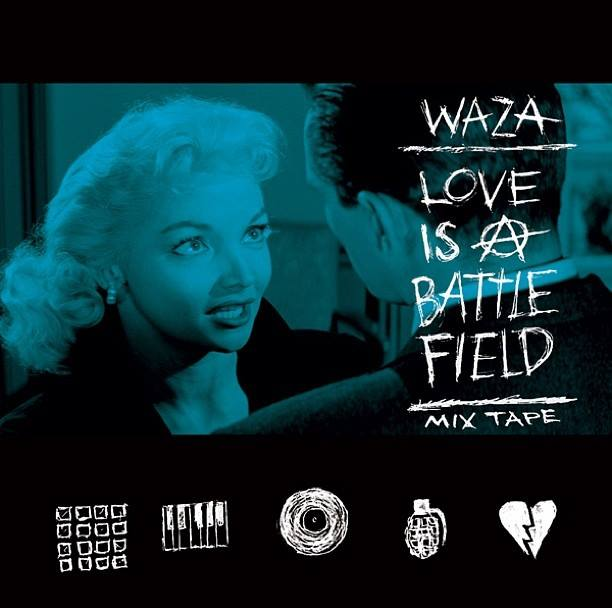 waza love is a battlefield
