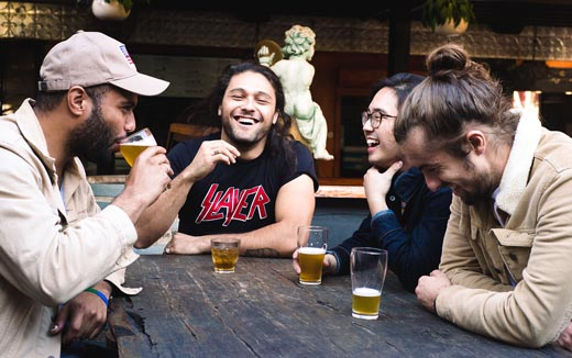 Gang Of Youths IV happy