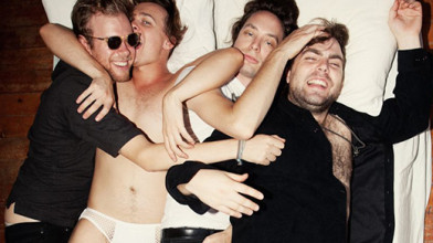 PREMIERE: Want a Boyfriend? Forget Tinder! Sydney's Hedge Fund are your perfect match