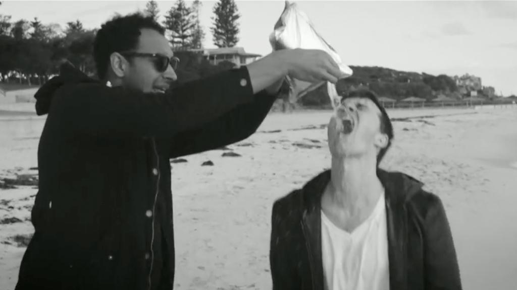 Matt & Alex west coat