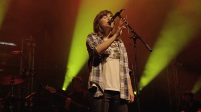 Courtney Barnett covers Patti Smith's Renondo Beach