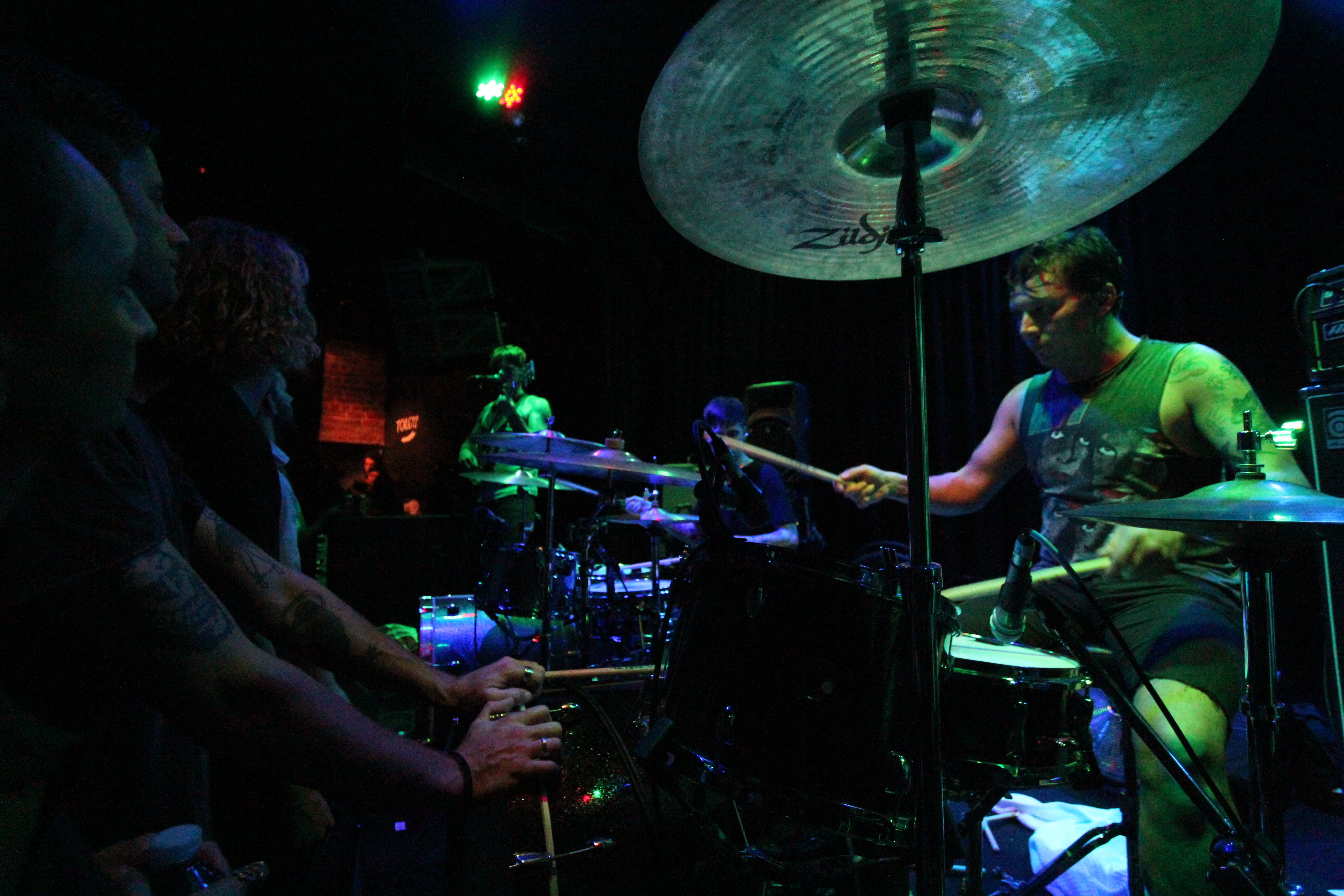 Thee Oh Sees live