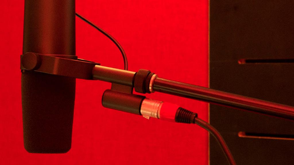 SM7B enmore audio