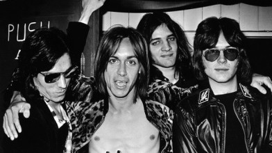 Iggy Pop opens up and shares memories about his time with The Stooges for a new book