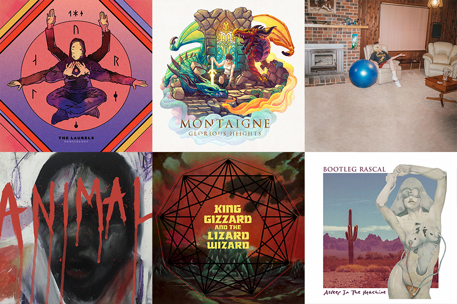 best album covers of 2016