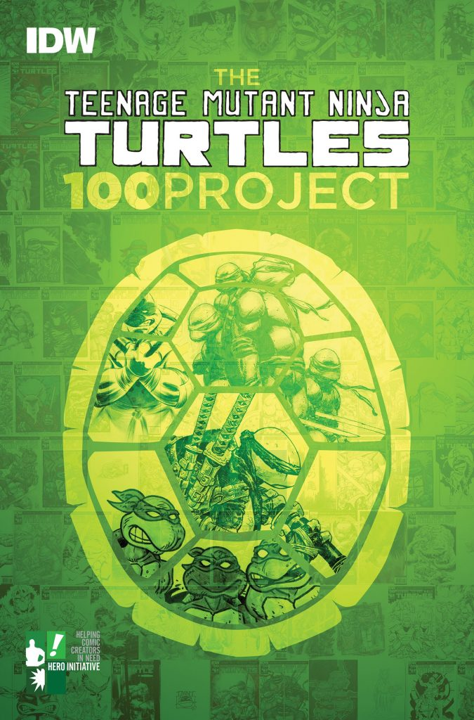 Art Book cover. Image: IDW Publishing
