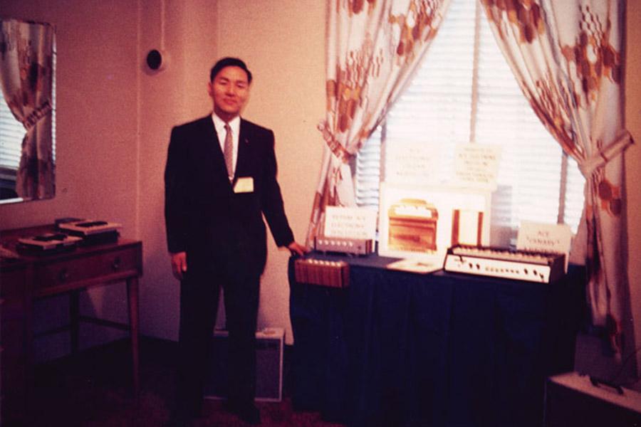 ikutaro kakehashi roland founder ace tone tr-808