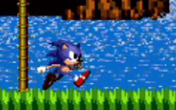 sonic the hedgehog sega forever