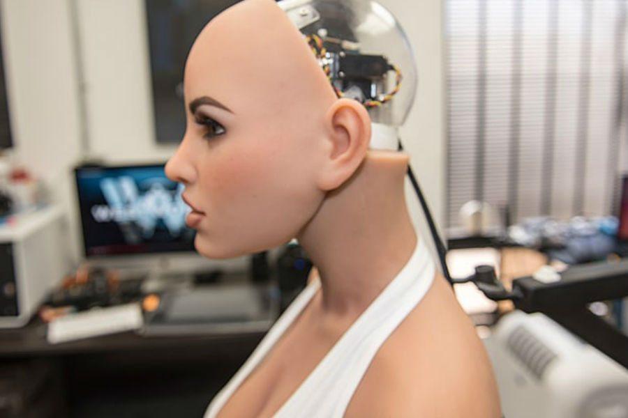Sex Robots Pornhub