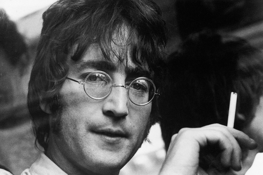 Stolen John Lennon memorabilia uncovered in Germany include diaries, handwritten sheet music