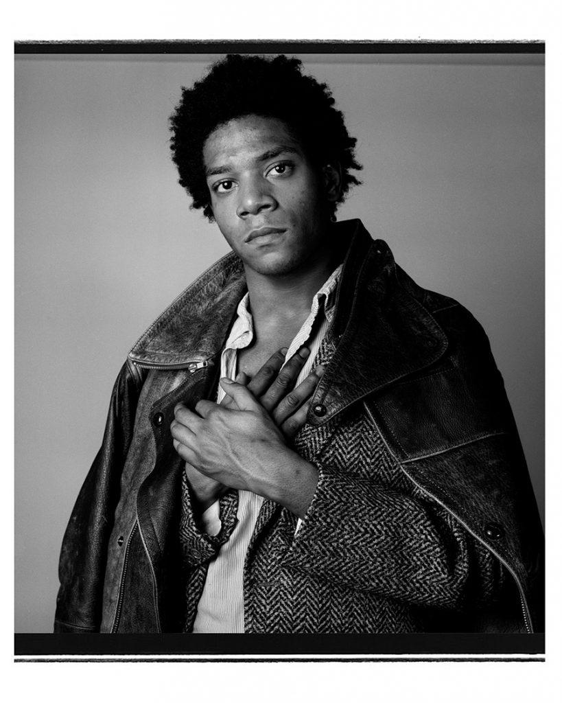 Basquiat Richard Corman