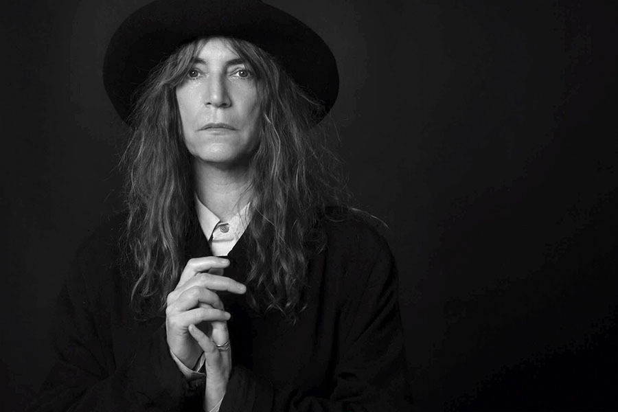 Patti Smith favourite books