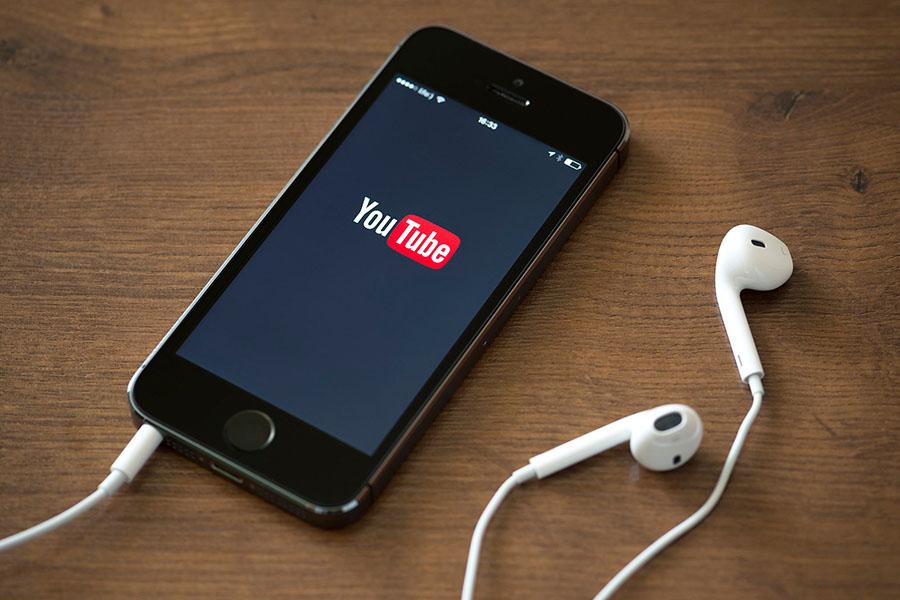 listen to YouTube