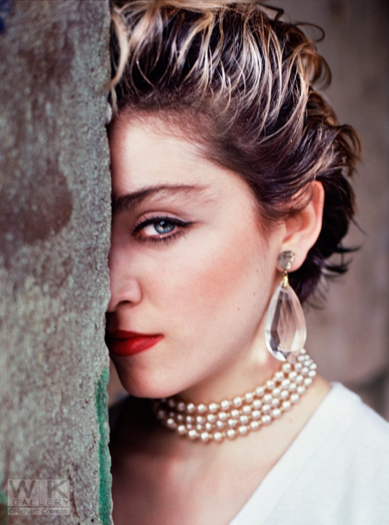 Check Out These Candid Photos Of Pre Fame Madonna Doing Her Thing