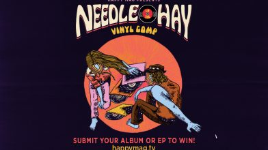 Happy Mag Presents: Needle In The Hay