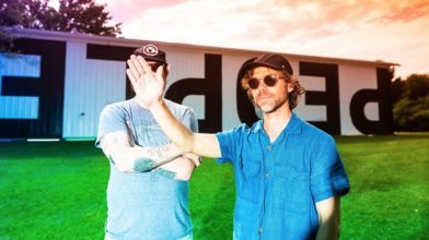 Hear the first 4 tracks from Bon Iver and The National's new collab project Big Red Machine