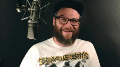 Seth Rogen is the new voice of Toronto and Vancouver's public transport systems