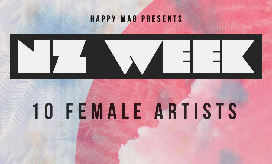 10 Incredible Female Artists from New Zealand