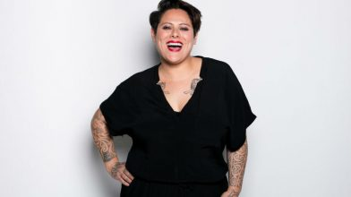 Anika Moa sings for the selfless, love-drunk and forgiven on her 9th studio album