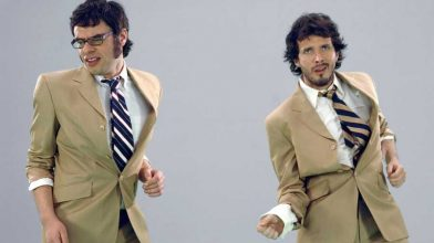 I'm not crying: Flight of the Conchords have announced a new live album