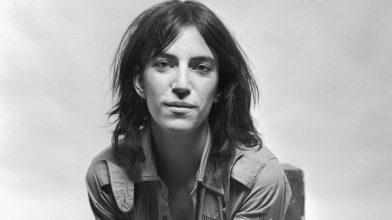 Watch Patti Smith read from Virginia Woolf's 1931 experimental novel The Waves