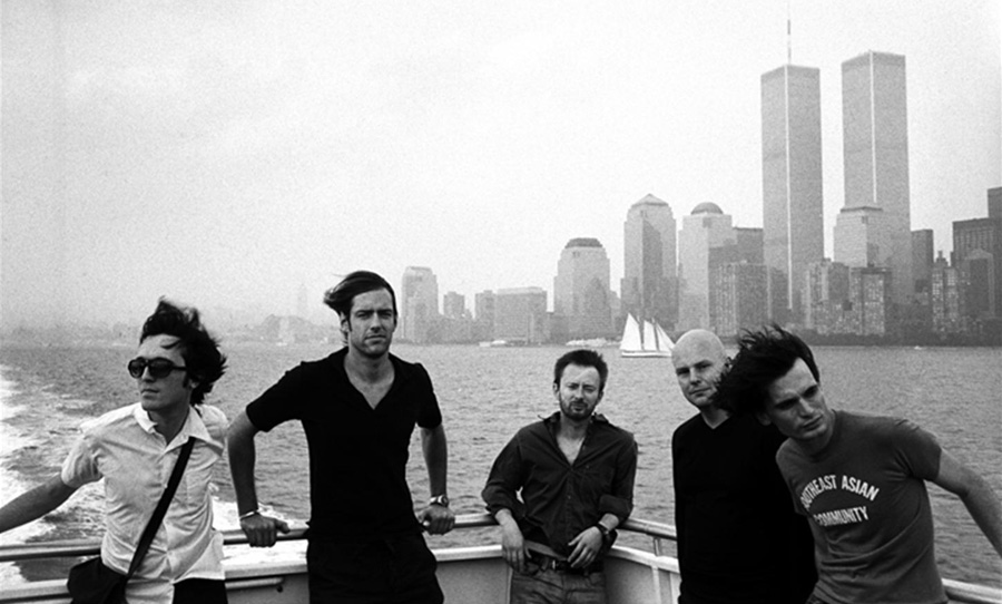 radiohead ill wind new york city danny clinch