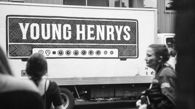 Young Henrys, Mary's Newtown and Sindy Sinn unite for one big charity BBQ in Sydney
