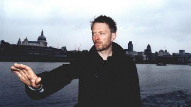 18 hours of unheard Radiohead recording material has leaked online