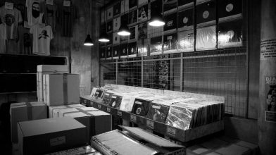 An AI analysed a record store's catalogue and created 230 fake DJ names