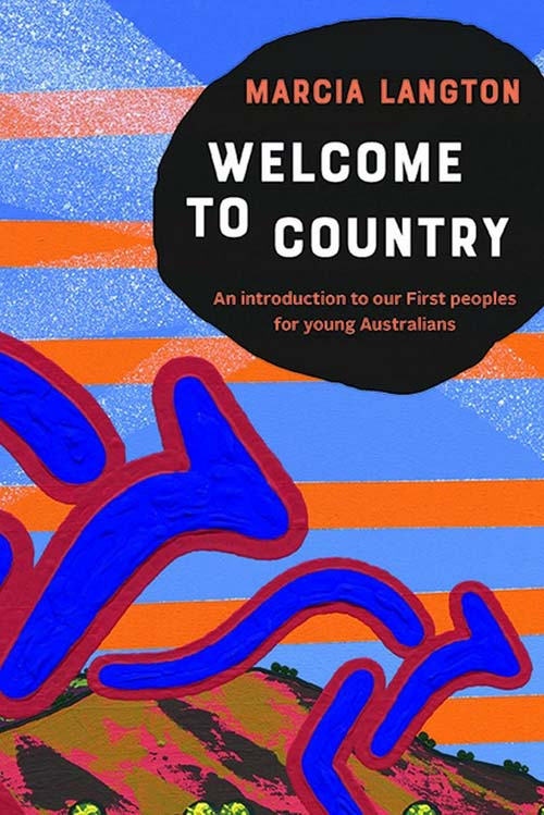 Welcome to Country Marcia Langton