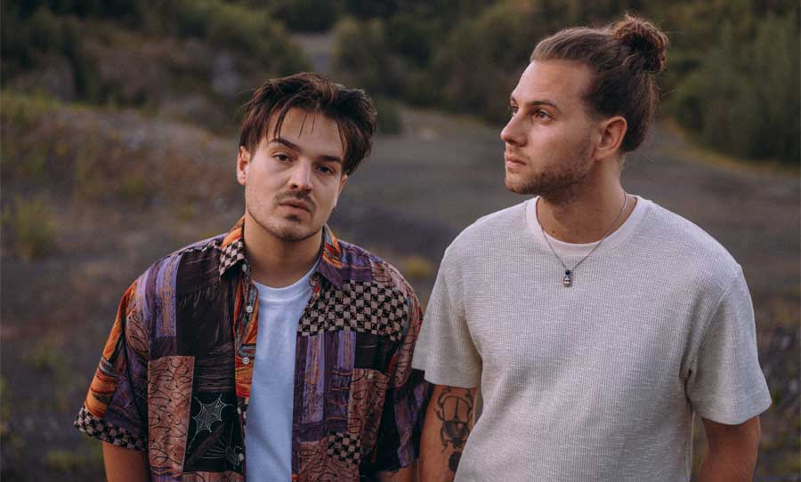 Milky Chance change it up with sky-high new single The Game