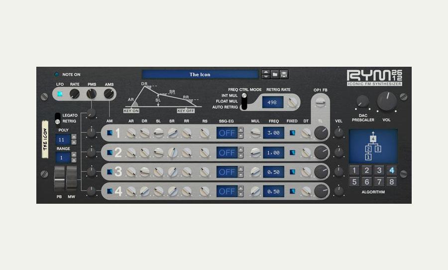 RYM-2612-Synth-VST