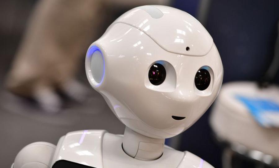Robot hi res