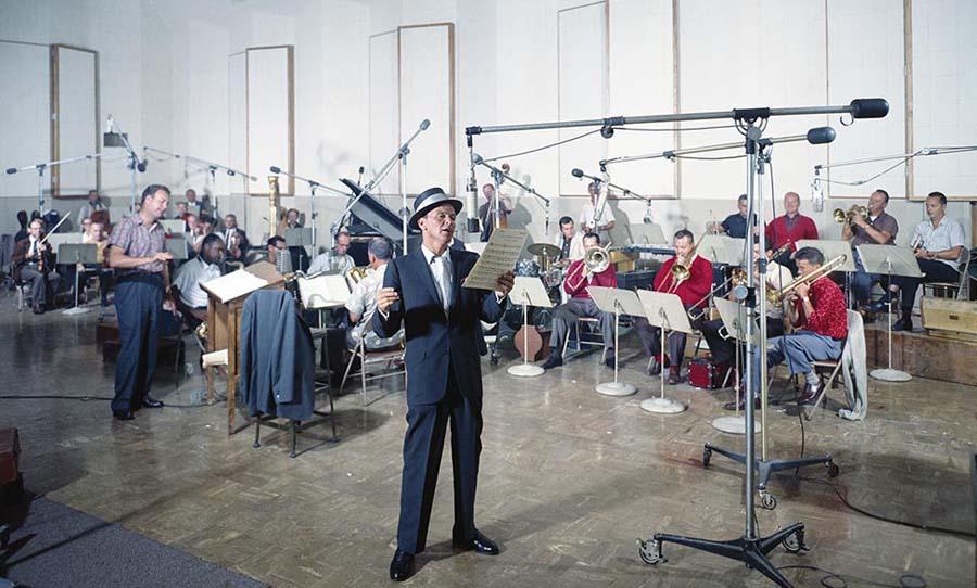 Capitol Studios Frank Sinatra