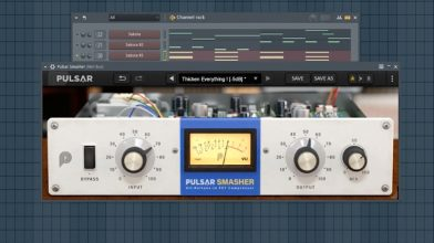 Pulsar Smasher dishes up 1176 compression for free