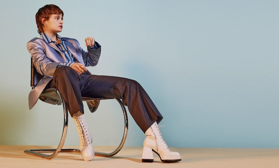 christine and the queens, people i've been sad