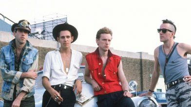 'Rocketman' director wants to make a film about The Clash