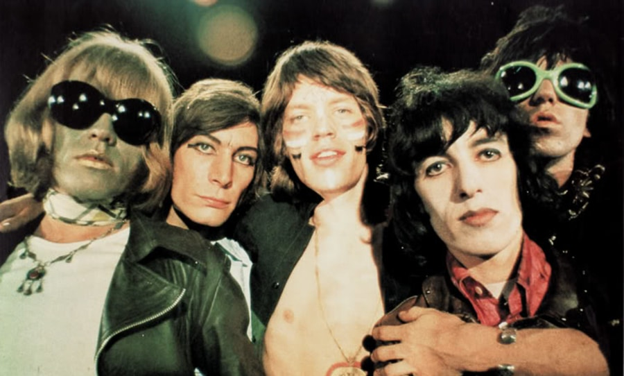 the rolling stones, jumpin' jack flash