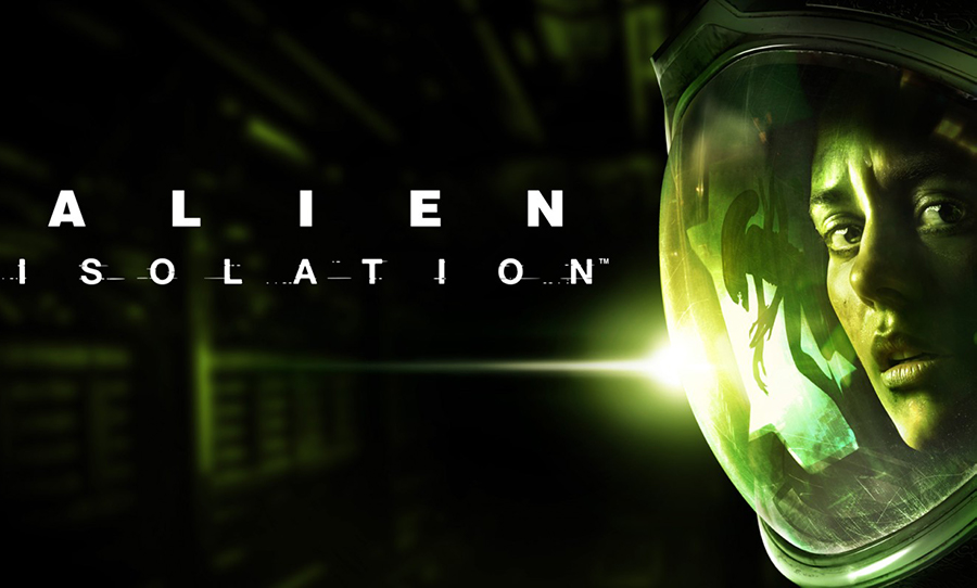 alien isolation horror games