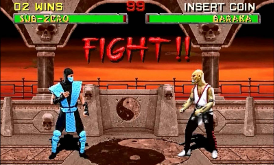 From the arcade to global franchise: a history of Mortal Kombat