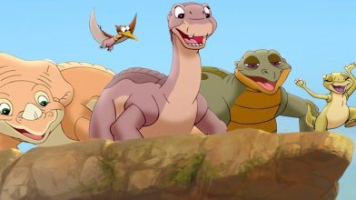 'The Land Before Time' is now available to stream on Netflix