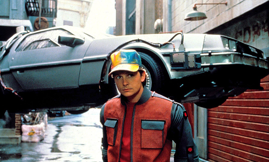 back to the future med