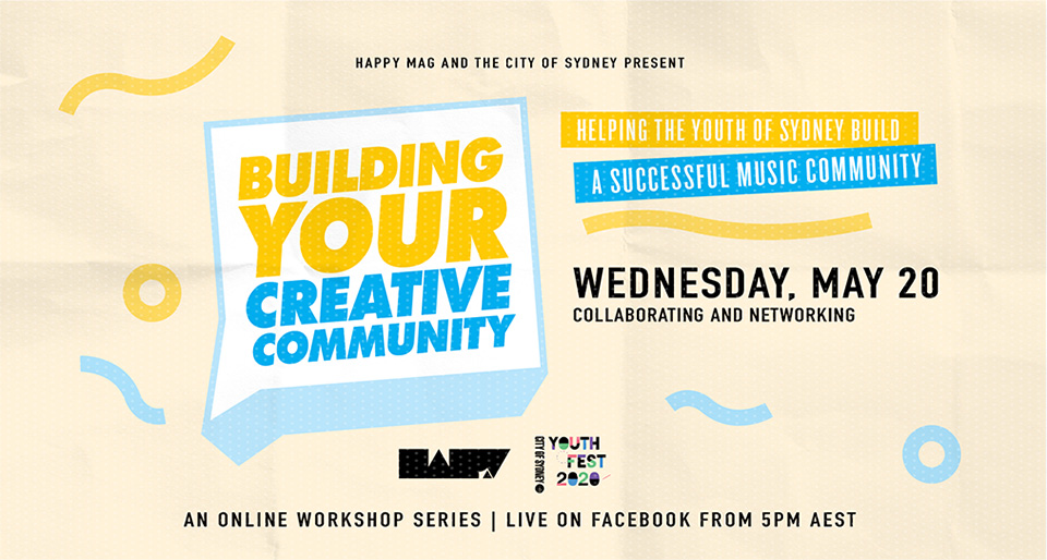 building your creative community