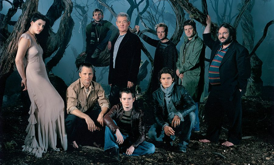 The 'Lord of the Rings' cast are reuniting amidst lockdown