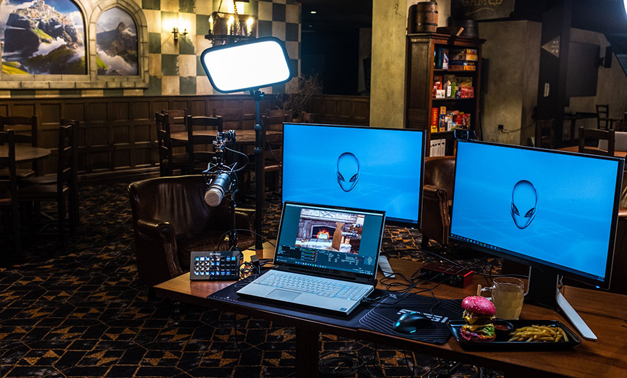 Fortress melbourne streaming twitch alienware