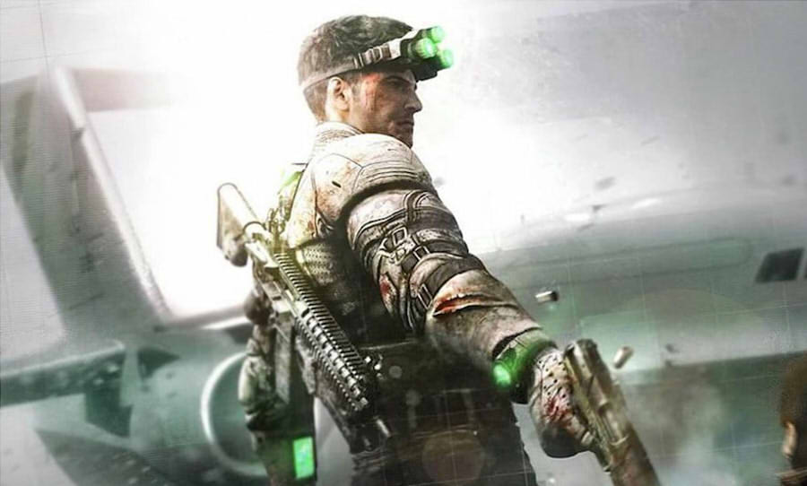 tom clancy, splinter cell, netflix, ubisoft, john wick, anime