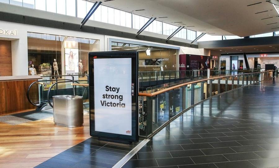 Victoria retail