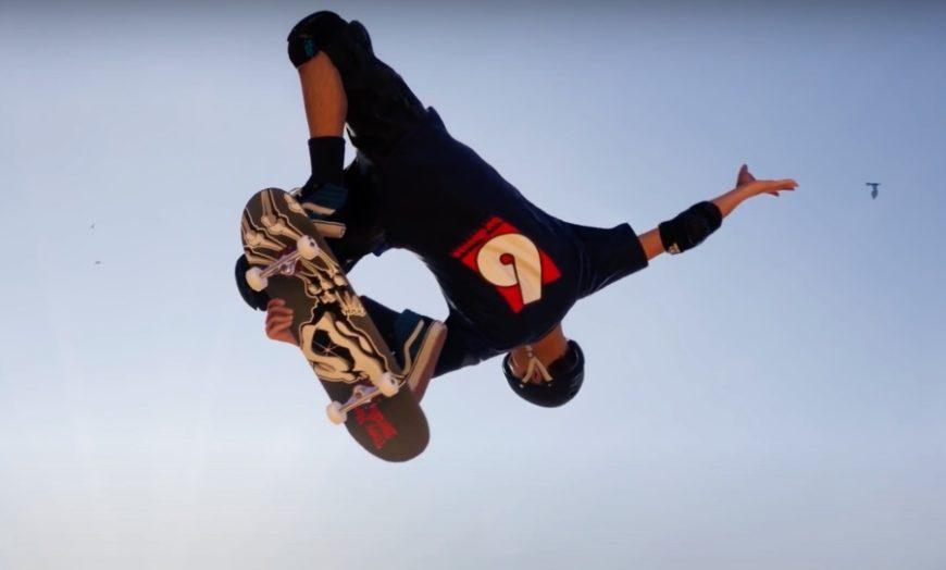 Tony Hawk's Pro Skater 1+2 Trailer Screenshot 1