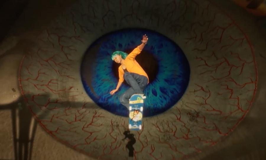 Tony Hawk's Pro Skater 1+2 Trailer Screenshot