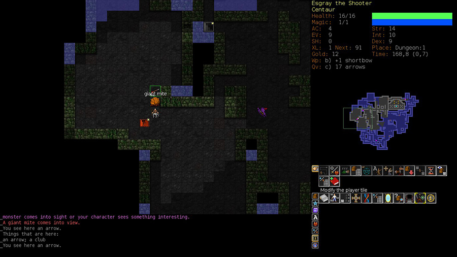 best roguelike games dungeon crawl stone soup